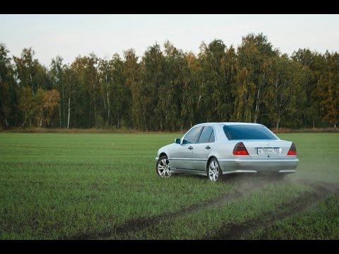 Mercedes Benz c280 W202 Тест Драйв
