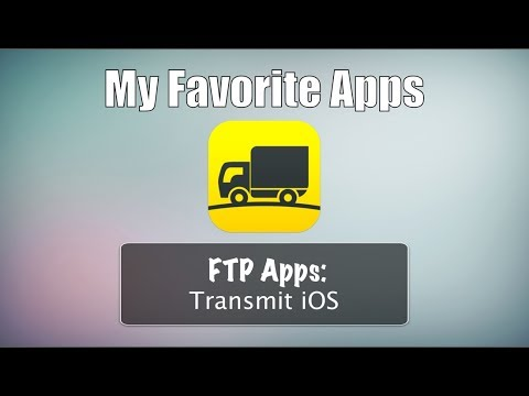 Transmit IOS: My Favorite IOS FTP App