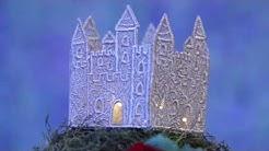 Urban Threads Lace Castle Lantern