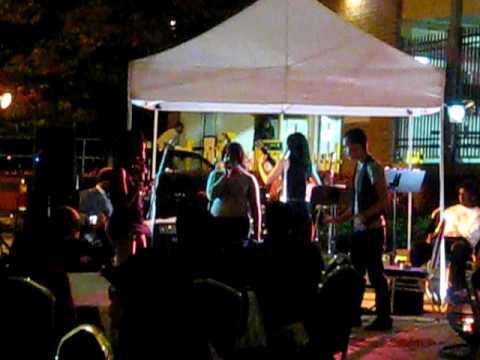 Daylight Twilight High School Band @ the Oct. 11 Trenton2Nite in Downtown Trenton