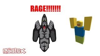 Zombie-Ansturm | Im A RAGING GORILLA!!! | Roblox | Gameplay