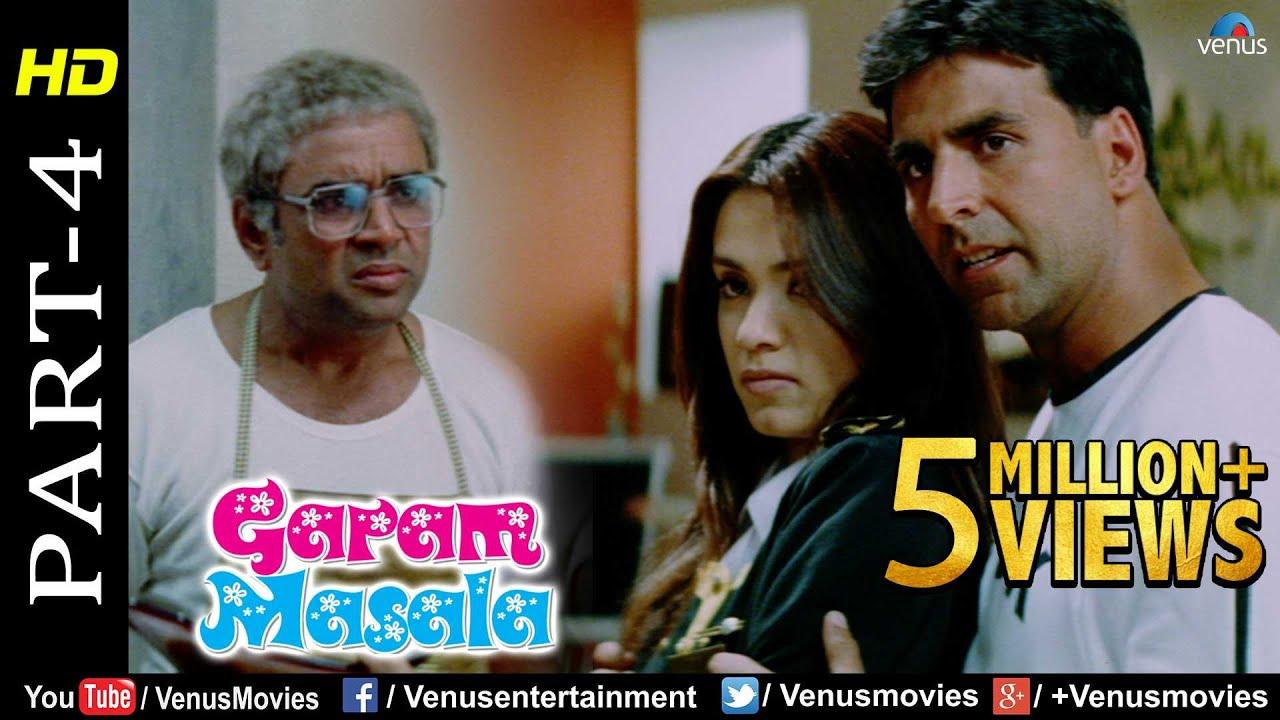 Garam Masala - Part 4   Akshay Kumar, John Abraham & Paresh Rawal   Hindi Movie   Best Comedy Sc
