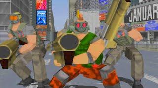 Gunblade NY (Wii) Playthrough - NintendoComplete