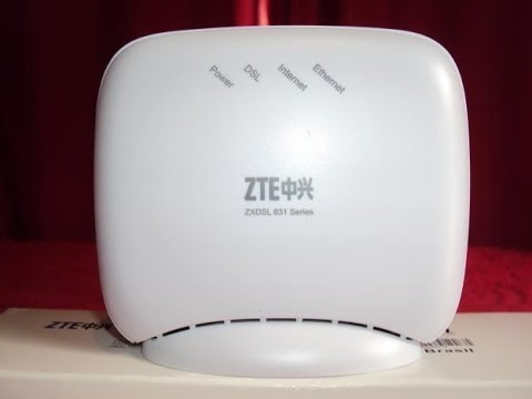 MODEM ZTE ZXDSL 831 DRIVERS FOR MAC DOWNLOAD