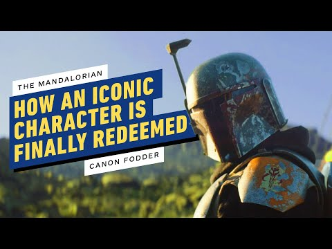 The Mandalorian Season 2: How This Iconic Character is Finally Redeemed | Canon Fodder