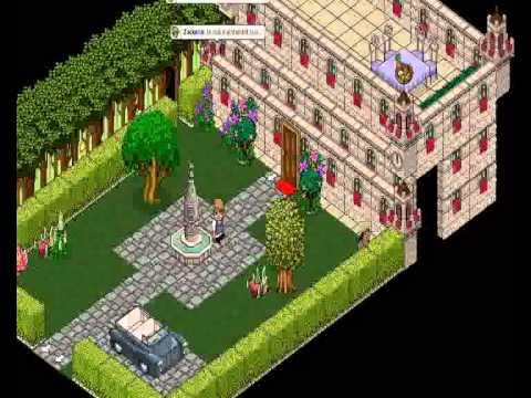 Le jardin secret episode 1 habbobeta youtube - Jardin romantique habbo toulon ...