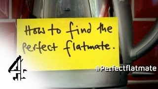 How to Find the Perfect Flatmate | Wednesday, 10:45pm (after Gogglebox) | Channel 4