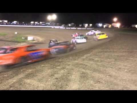 34 raceway stock car 7-4-15 pt1
