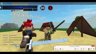 Roblox[SBO] How to level up faster!