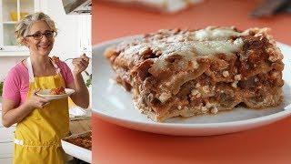 Tomato-Sausage Lasagna- Everyday Food with Sarah Carey
