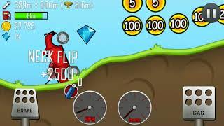 Hill Climb Racing Android Gameplay #1