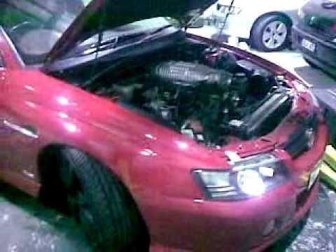 Supercharged built LS2 VZ SS 6 0L