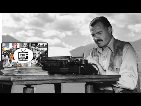"Hemingway's Secret Life as a Soviet Spy Code-Named ""Argo"""