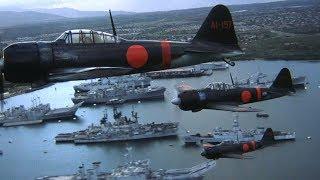"Перл Харбор атака японцев ч.1 - ""Перл Харбор"" отрывок из фильма"