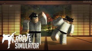 | The ROBLOX | Karate Simulator (Karate Simulator)