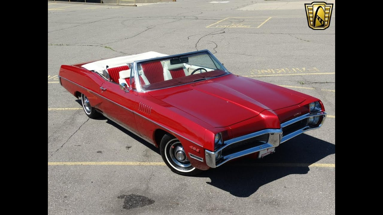 1967 Pontiac Catalina 2+2 Stock # 698 - DET