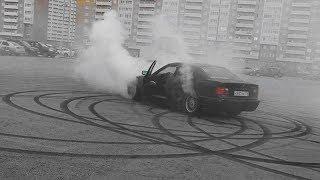 Дрифт Закончился...Взрывом!!! - Bmw E36 (Матрешккка)