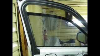 видео Электронная тонировка стёкол автомобиля своими руками
