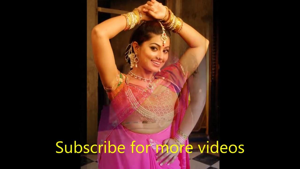 Hot indian actress navel show video