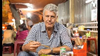 The Life of Anthony Bourdain, a Rebel in the Kitchen | NYT News