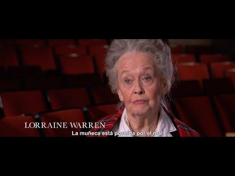 """ANNABELLE: LA CREACIÓN - Universo de """"El Conjuro"""" - Oficial Warner Bros. Pictures"""