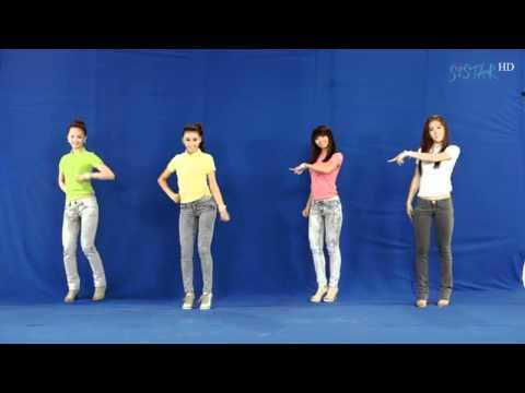 Sistar - Tic Toc dancing [HD]