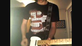 Rage Against the Machine - Township Rebellion (HQ Guitar Cover) [HD] with tabs