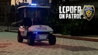 ON PATROL - LCPDFR [DAY 57] CAMPUS POLICE
