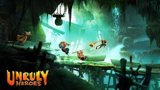 Unruly Heroes - New Gameplay Trailer 2018 [XboxOne | Nintendo Switch| PS4 | PC]