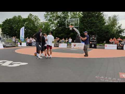 Frescaty Tour : basketball 3x3