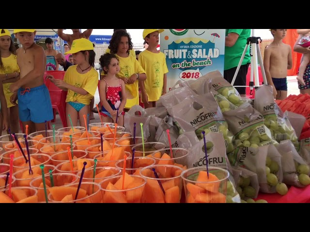 Fruit & Salad on the Beach 2018, il racconto delle 4 tappe in Basilicata