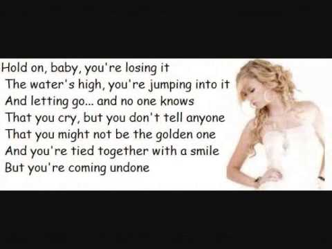 Taylor Swift - Tied Together With A Smile - Lyric Video
