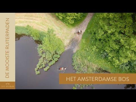 Het Amsterdamse Bos | De Mooiste Ruiterpaden van Nederland #4