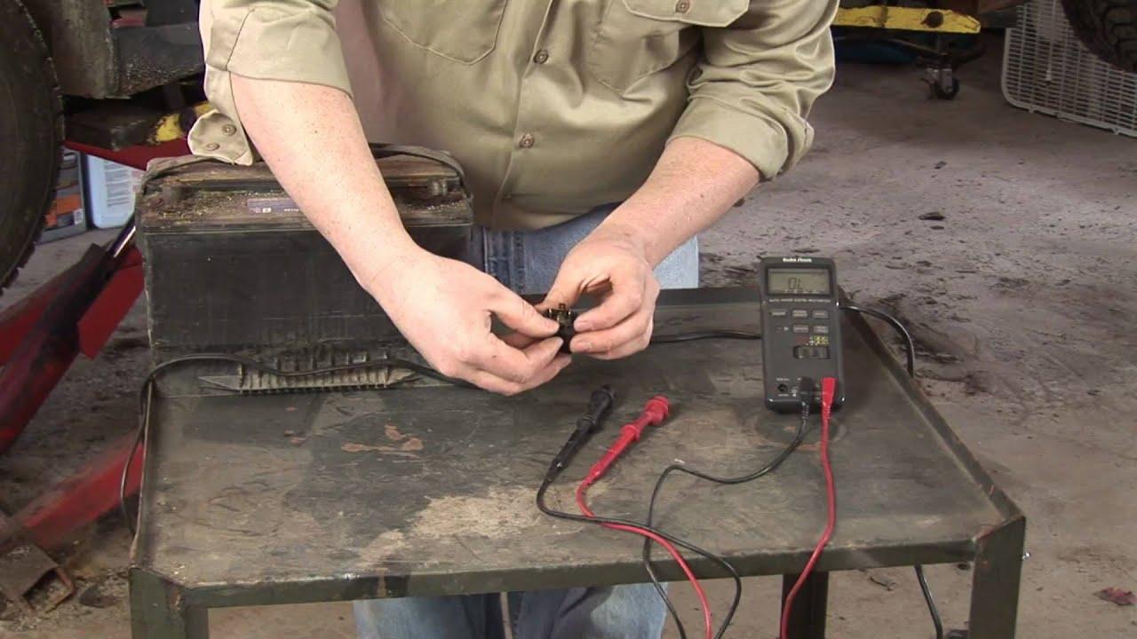 medium resolution of auto repair mechanics how to test a car relay