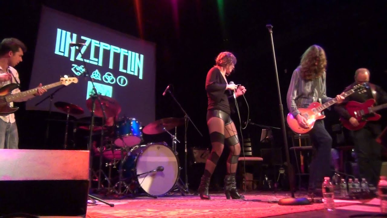 Lin Zeppelin - Dazed and Confused - Bearsville Theater, Woodstock, NY  Halloween 2013