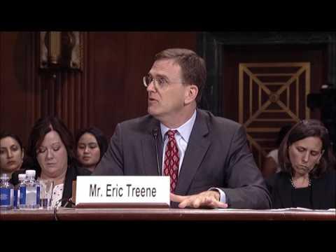 Senator Coons speaks at Senate Judiciary Committee hearing May 2, 2017