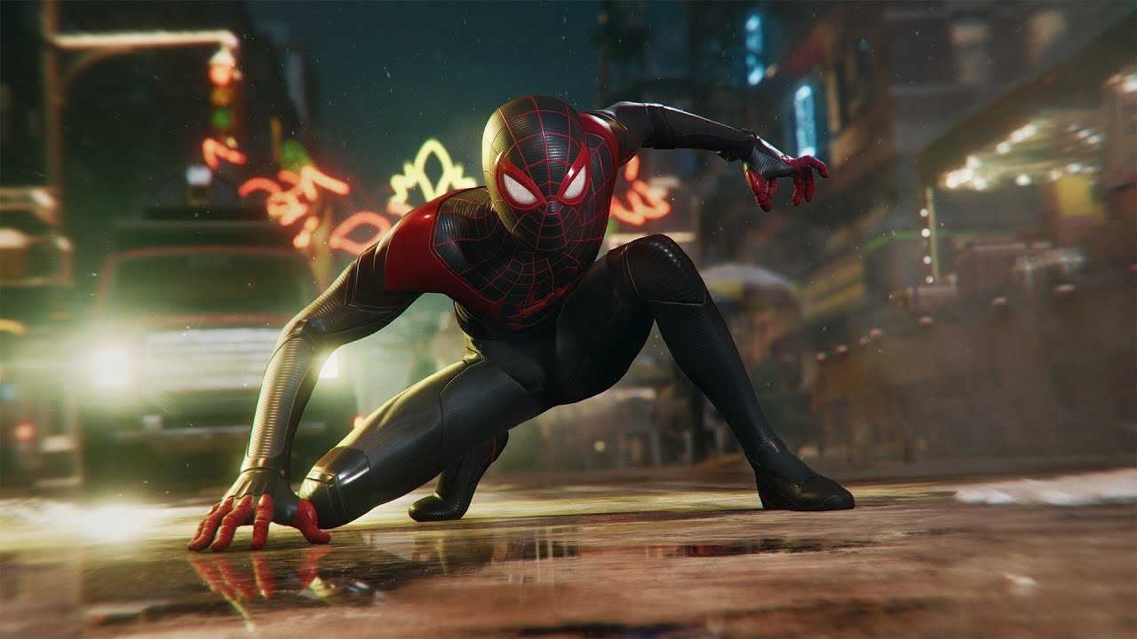 Marvel's Spider-Man: Miles Morales - All Gameplay Footages So Far