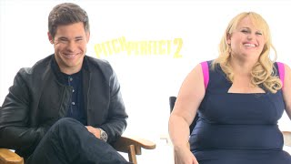 This Is How the Cast of Pitch Perfect 2 Does Karaoke