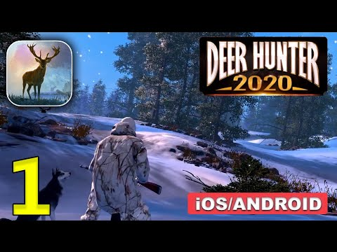 Deer Hunter 2020 Gameplay Walkthrough (Android, IOS) - Part 1