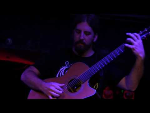 SIMON GIRARD(Beyond Creation) live @ Piranha Bar, Montreal - 8/09/2016