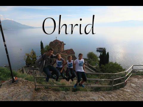 ⛵ Ohrid See, Mazedonien 💦 Der älteste See Europas - Weltreise mit 4 Kindern [HD]
