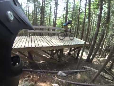 Cottage Grove High School Mountain Bike Club Whistler 2013