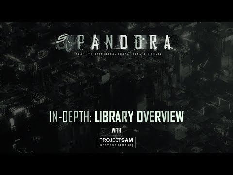 Symphobia 4: Pandora - In-Depth: Library Overview