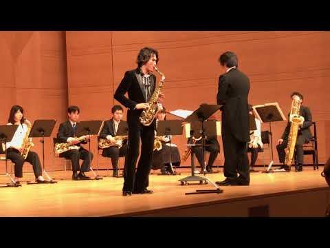 Aleksandr Glazunov Saxophone Concerto / Yo Matsushita