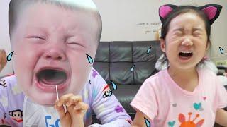 قصص حلوى قصيرة لبكاء الأطفال بولام