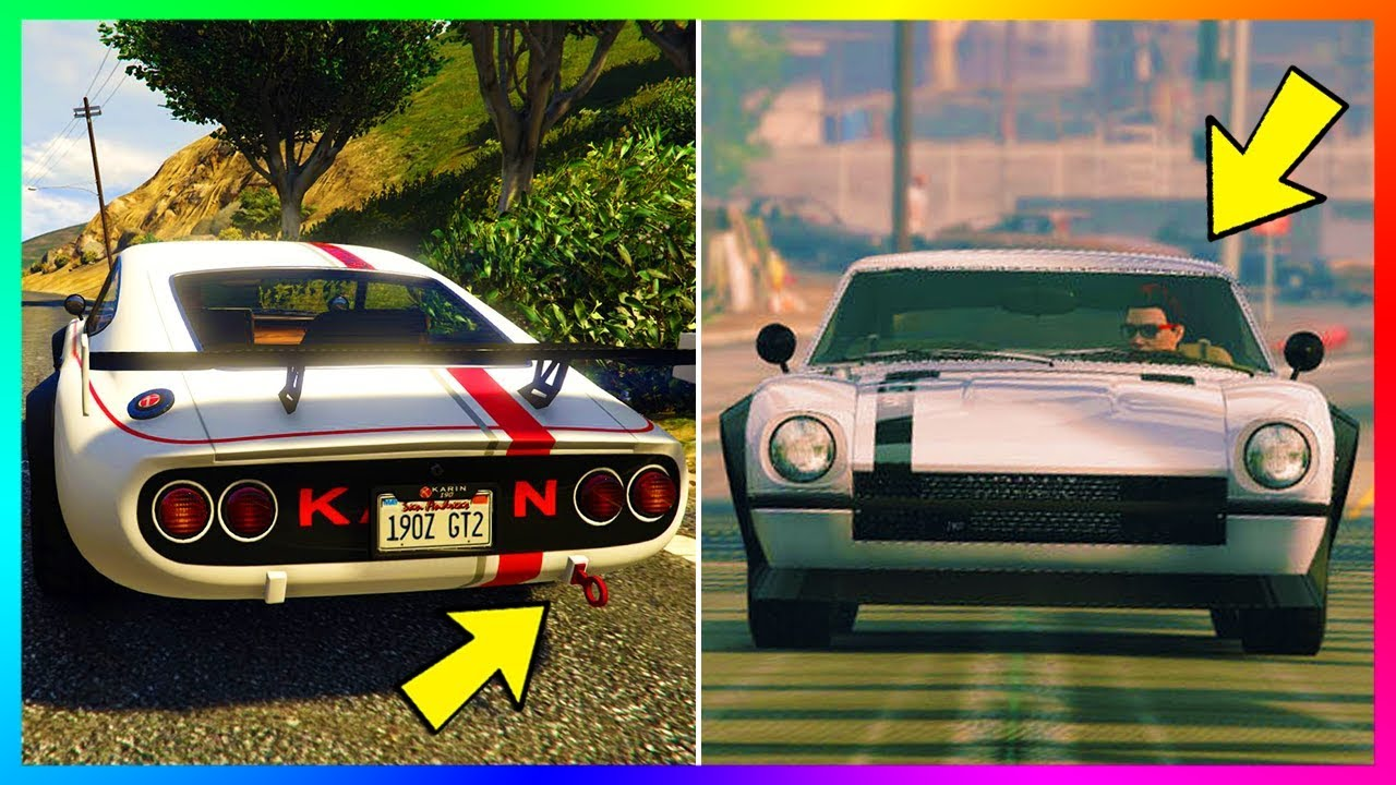 GTA Online NEW Karin 190Z DLC Car! 10 Things You NEED To Know ...
