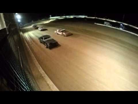 El Paso Speedway Park Street Stocks Feature 6-12-15