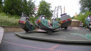 Break Dance (Offride) Video Heide Park Resort Soltau 2014