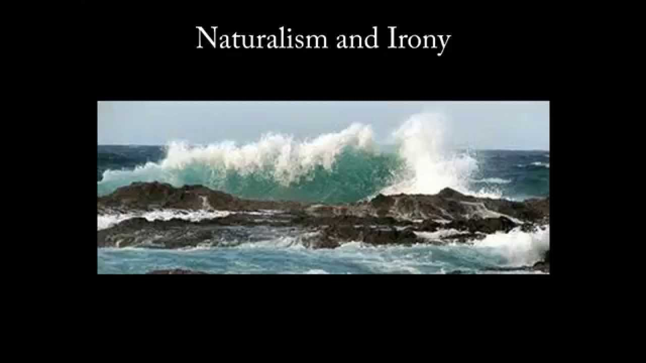 open boat analysis on naturalism Naturalism and regionalism works needed to be read to complete request: stephen crane: the open boat jack  on some of the basics of writing literary analysis.