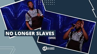 No Longer Slaves (cover)